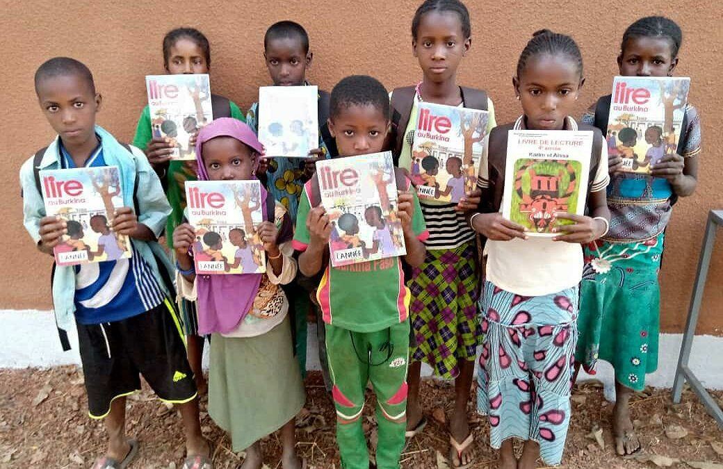 Mahamadou über die Peulhkinder in der Schule